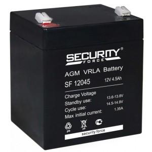 Аккумулятор 12V 4.5A