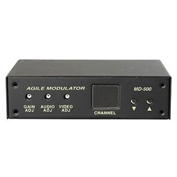 MD-500 Модулятор аналогово видеосигнала в TV-сигнал.