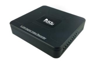 AKS AHD-04M — 4-канальный AHD-M видеорегистратор (HD)