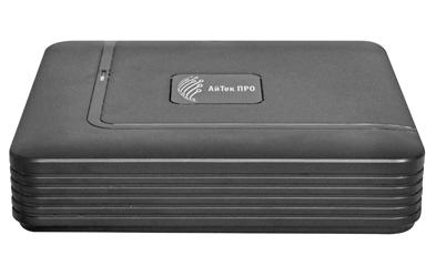 AKSILIUM HVR-0801 Mini (до 16 IP камер в цифровом режиме!+аналоговый видеовыход!)