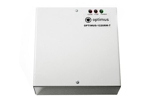 Optimus 1220-RM-7