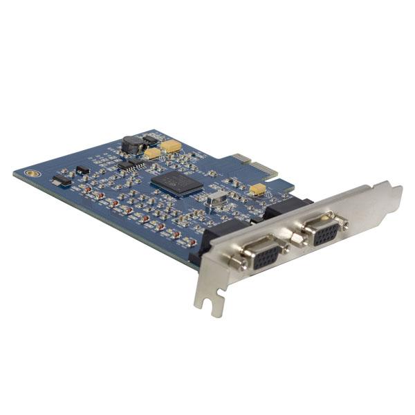 Линия PCI-E 8×25 — A (8 камер до 25 кс)