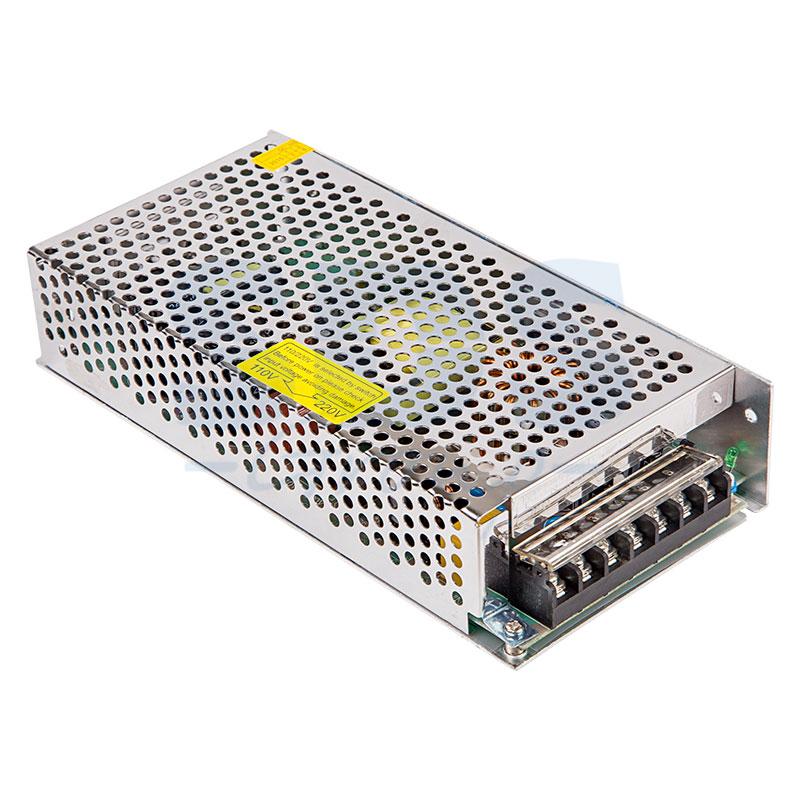 Источник питания компактный 12V DC, 16,5A