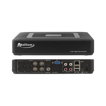 Аксилиум HVR-0401 Mini AHD/IP/CVBS/TVI/CVI