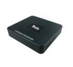 Аксилиум HVR-0401 Mini (AHD/IP/CVBS/TVI/CVI) (до 12 IP камер в цифровом режиме!)