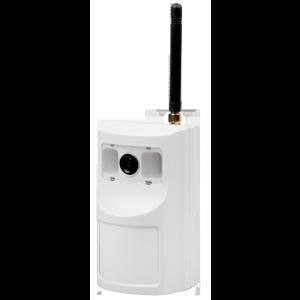 Сигнализатор GSM «Photo EXPRESS GSM» с внешней антенной (белый корпус)