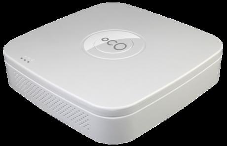 Ivideon Oco Pro OP-H0401 (для IP и аналоговых камер AHD/CVBS)