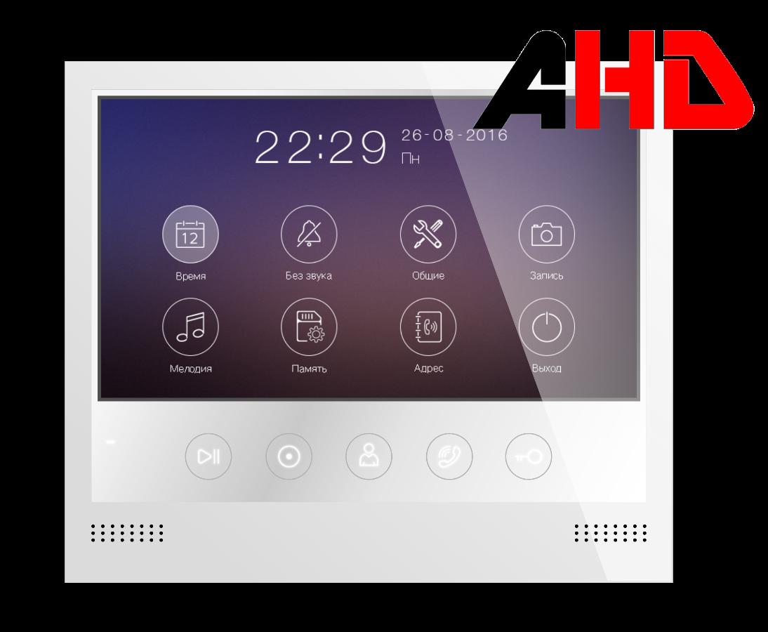 Tantos Selina HD M — Поддержка AHD видеопанелей