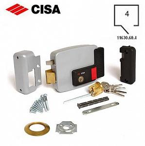 Замок электромеханический CISA 11630.60.4