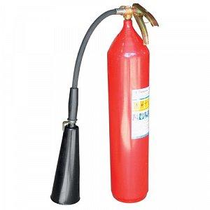 Огнетушитель углекислотный, переносной ОУ5