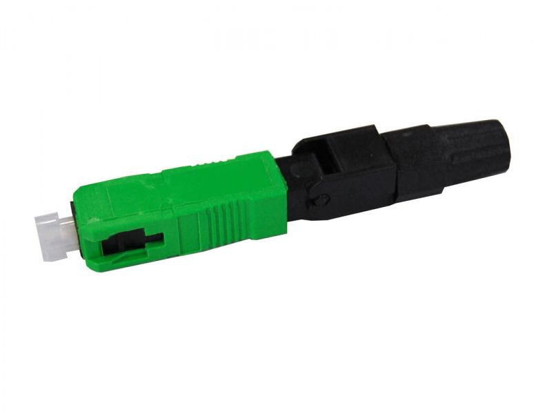 Fast-коннектор FTTH-SC/APC