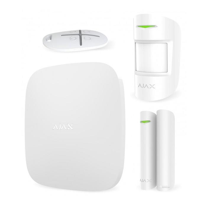 Комплект охранной сигнализации Ajax StarterKit White