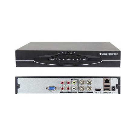 AFX-HVR 0404 AHD/IP/CVBS/TVI/CVI