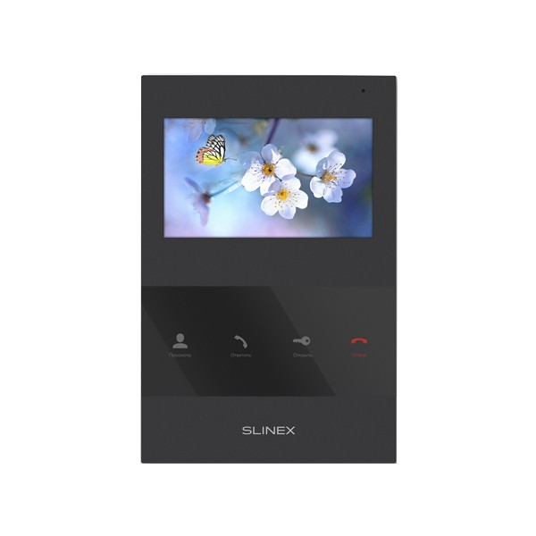 Видеодомофон Slinex SQ-04 White,Black