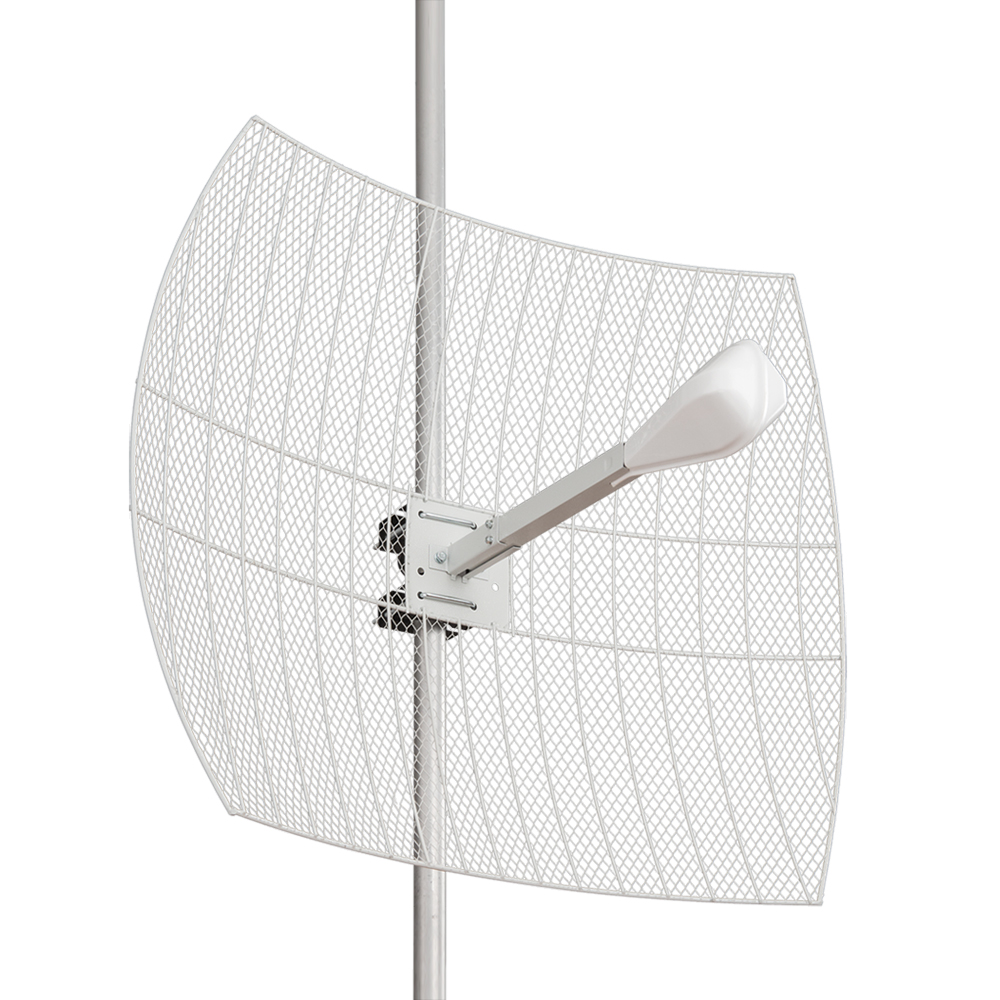 KNA24-1700/2700 — Параболическая MIMO антенна 24 дБ