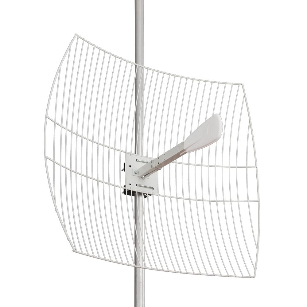 KN24-1700/2700 — Параболическая антенна 24 дБ