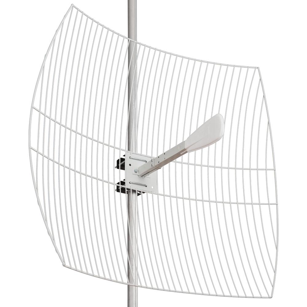 KN27-1700/2700 — Параболическая антенна 27 дБ