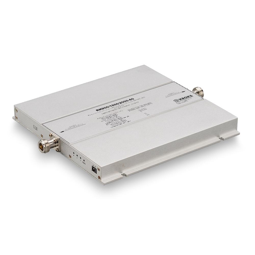 Трехдиапазонный репитер GSM900/1800 и 3G KROKS RK900/1800/2100-60