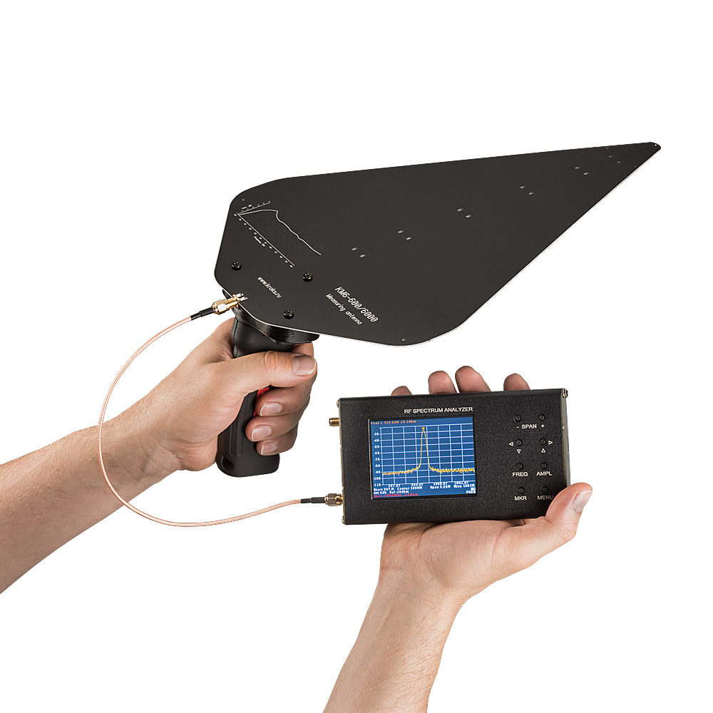 Измерительная антенна KM6-600/6000