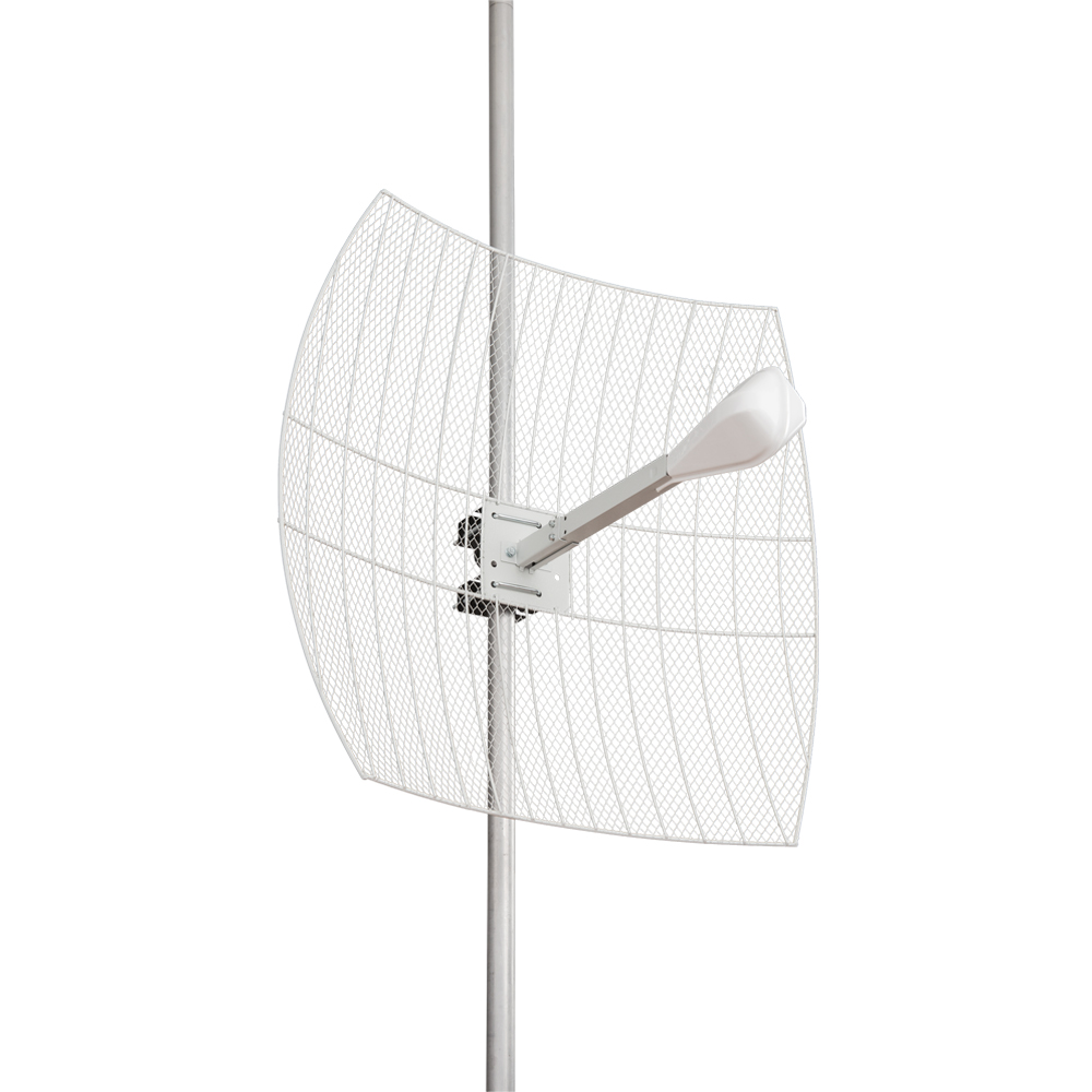 KNA21-1700/2700 — Параболическая MIMO антенна 21 дБ