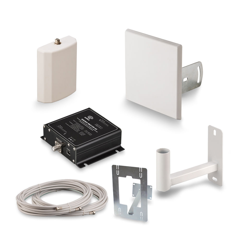 Комплект усиления сотовой связи 3G KRD-2100 Lite 1855