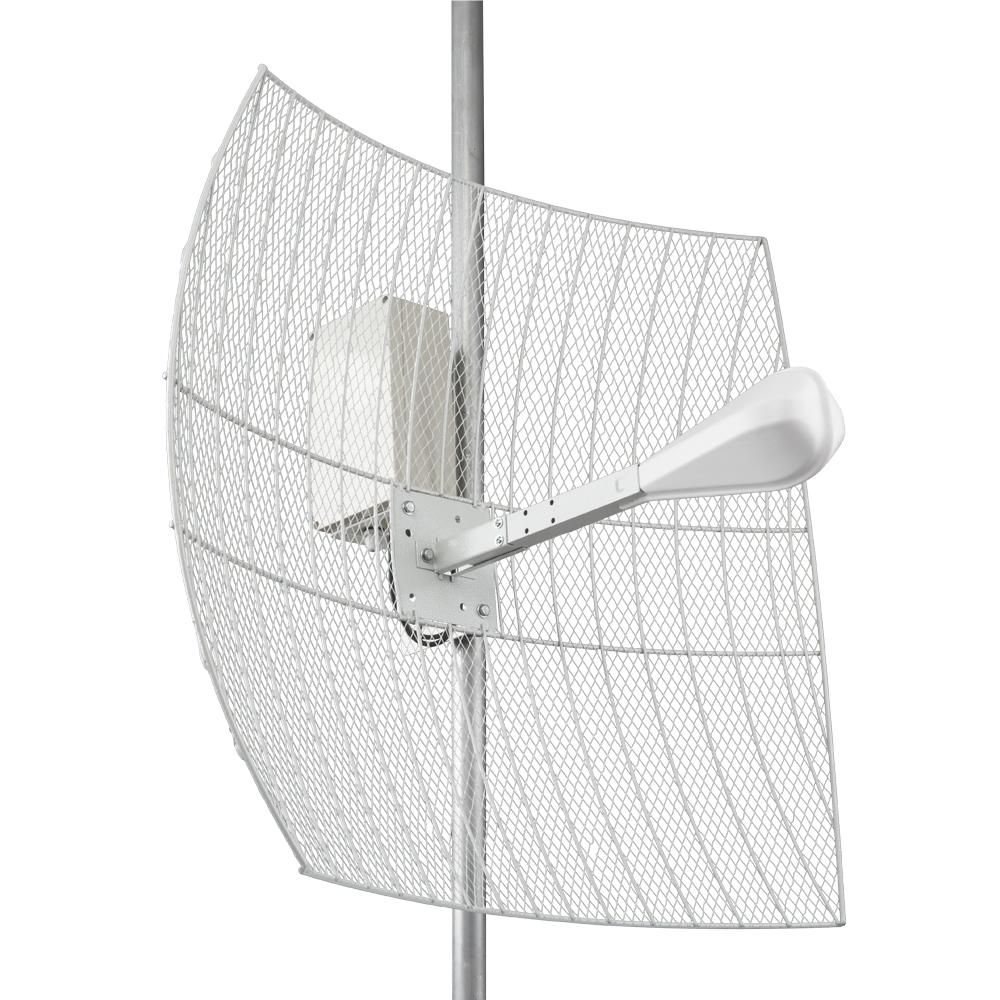 KNA24-1700/2700 BOX — параболическая MIMO антенна 24 дБ с гермобоксом