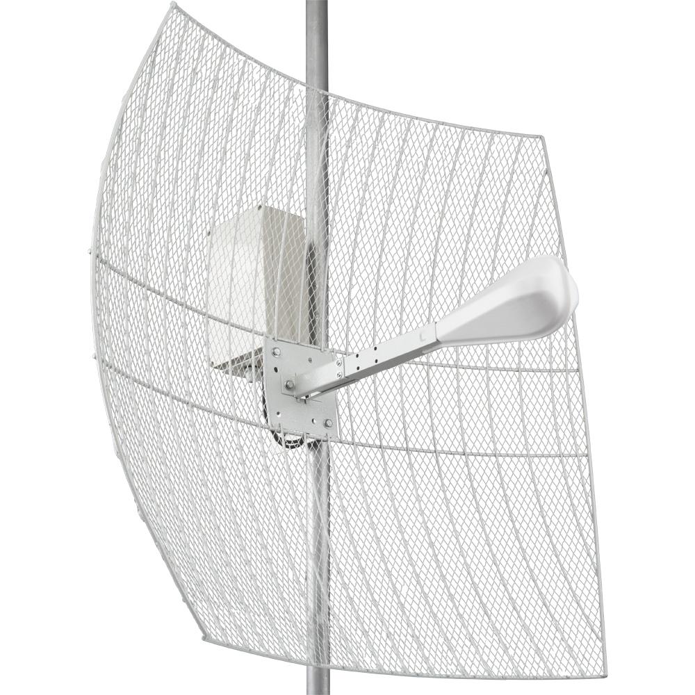 KNA27-1700/2700 BOX — параболическая MIMO антенна 27 дБ с гермобоксом