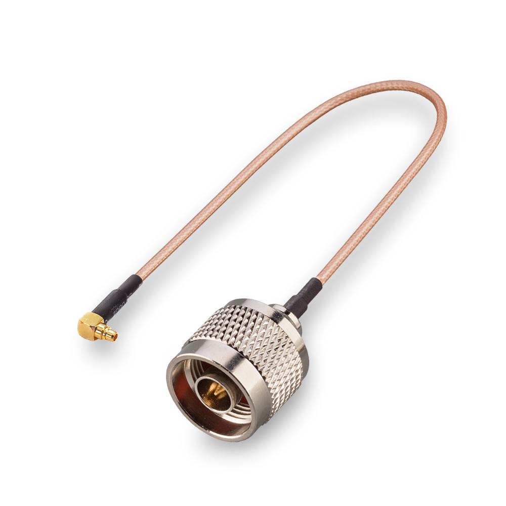 Пигтейл (кабельная сборка) MMCX-N(male) (кабель RG316)