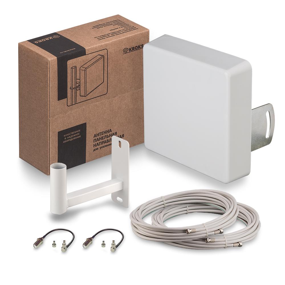 Комплект для усиления 3G/4G сигнала KSS15-3G/4G MIMO