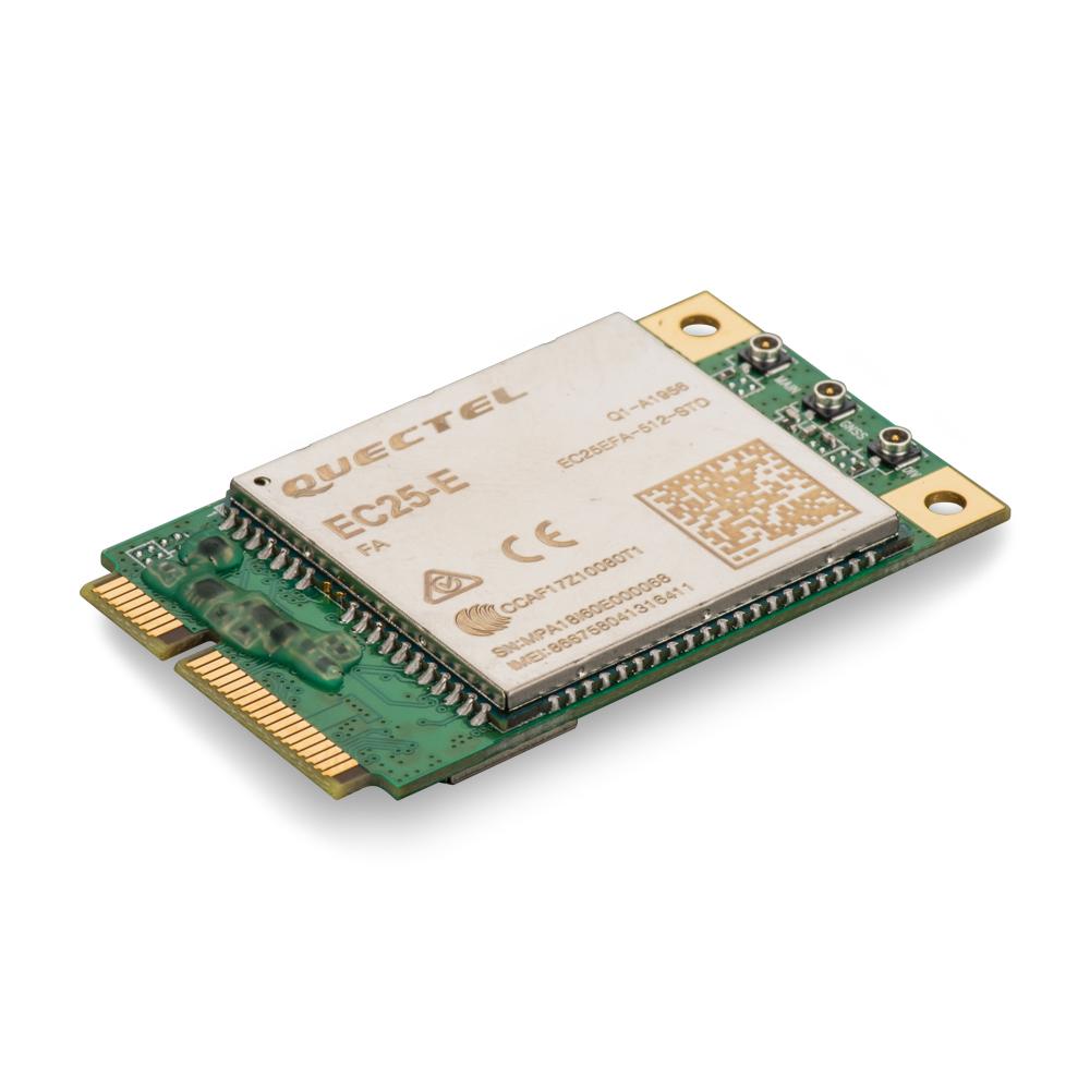 Quectel EC25-E Mini PCI-e 3G/4G модуль LTE