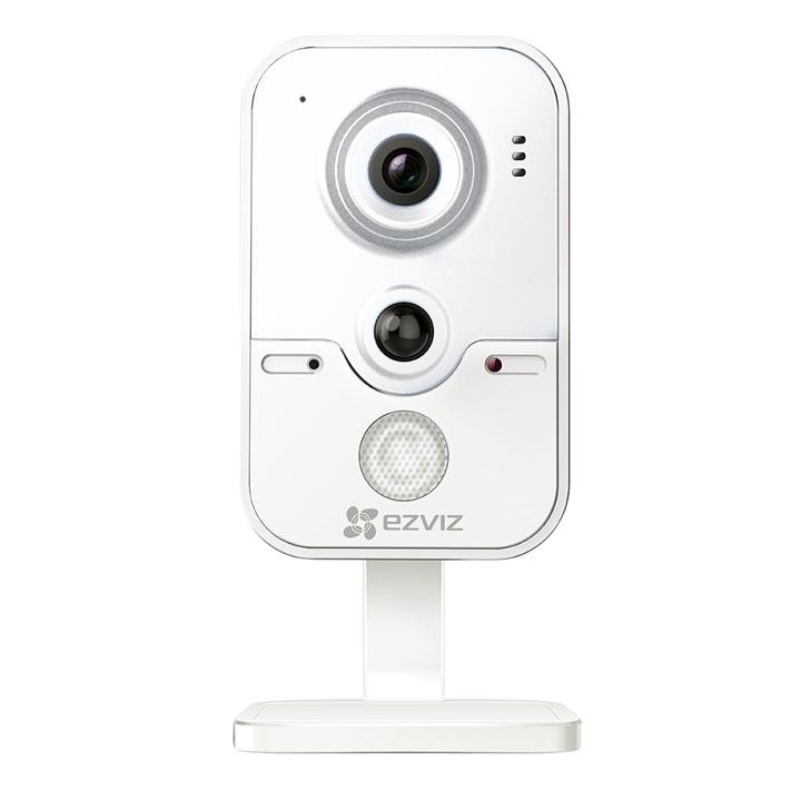 EZVIZ C2W — Домашняя камера с подключением через Wi-Fi или Ethernet