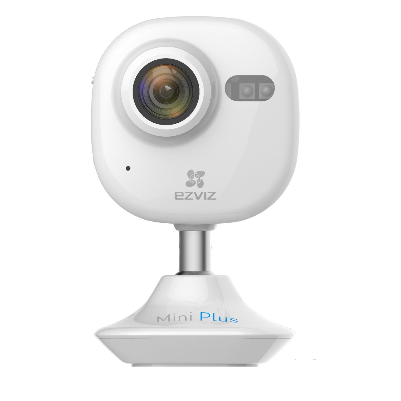 EZVIZ Mini Plus — Многофункциональная Full HD камера
