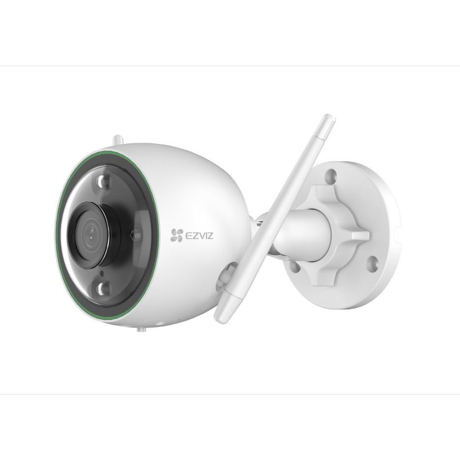 EZVIZ C3N — Бюджетная 2МП камера с цветной ночной съемкой