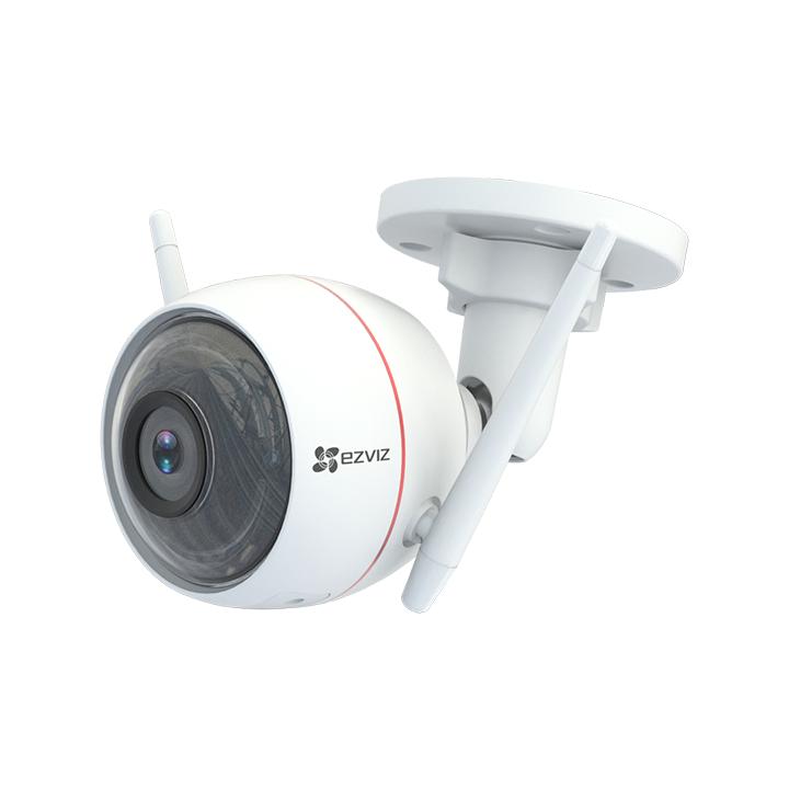 EZVIZ C3W — Уличная Wi-Fi камера с двусторонней аудиосвязью и сиреной