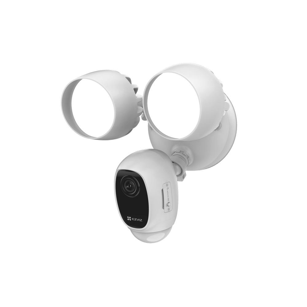 EZVIZ LC1C — Full HD камера-прожектор с сиреной