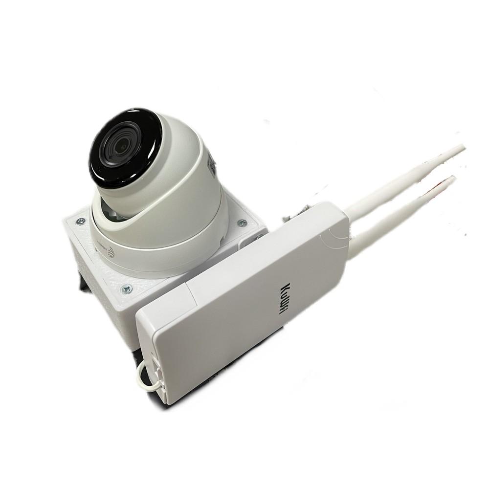 """Комплект видеонаблюдения «СТОЛБ Base-1"""""""