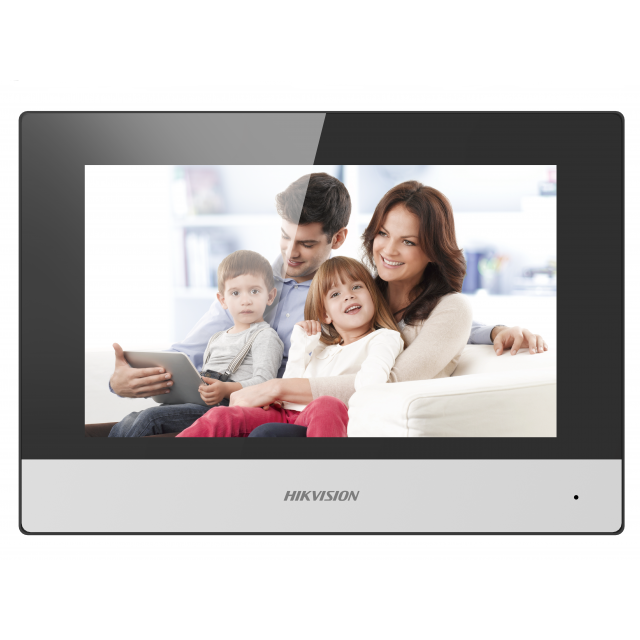 Hikvision DS-KH6320-WTE1 — 7″ IP-видеодомофон c Wi-Fi