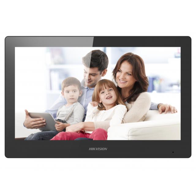 Hikvision DS-KH8520-WTE1 — 10″ IP-видеодомофон c Wi-Fi